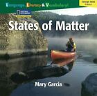 States of Matter National Geographic Learning Corporate Author Schifini Alfr