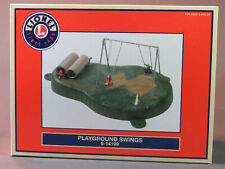 Lionel Operating Animated Playground Swings 6-14199 NOS