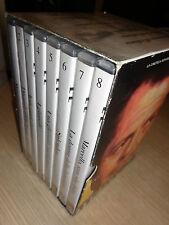 OPERA COMPLETA BOX COFANETTO 8 DVD MARCELLO MASTROIANNI SEMPLICEMENTE MARCELLO