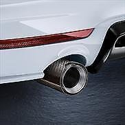 Genuine BMW M Performance Carbon Fiber Exhaust Pipe 18302355889