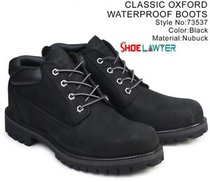 8e809b00f16 Details about Timberland Mens Waterproof Classic Work Construction BOOT  SHOES OXFORD 73537 USA