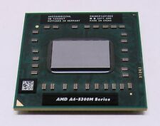 AMD A6-5350M AM5350DEC23HL DUAL-CORE CPU 2.9/3.5GHZ SOCKET FS1 - NICE!