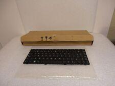 New Genuine Lenovo Brazil Keyboard 25202025 IdeaPad G480 G485  T2B8-BZ Teclado