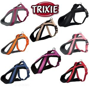 Trixie-Dog-Premium-Touring-Harness-Soft-Thick-Fleece-Padding-Strong-Adjustable