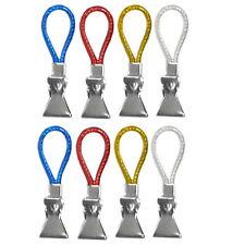 Aufhänger für Geschirrtuch usw. 5-40Stück Handtuch-Clips mit Schlaufe farbig