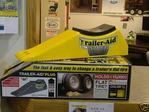 Trailer-Aid Plus RV Tandem Axle Wheel Maintenance - Camco 117-23