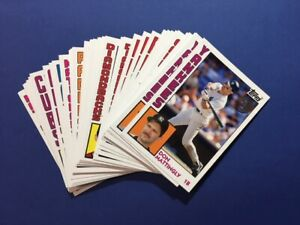 """2019 Topps Baseball Series 1 """"1984 35th Anniversary"""" insert Cards YOU PICK"""