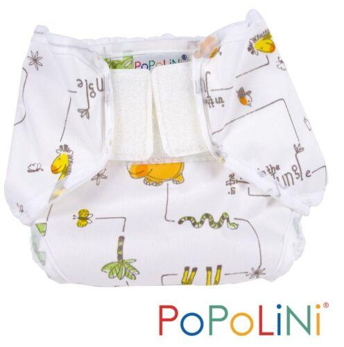 Stoffwindeln POPOLINI NEU XL ab 14 Kg  Windelüberhose f Popowrap Überhose Gr