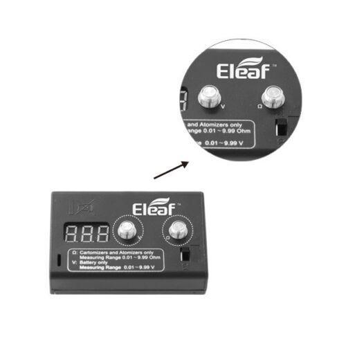 Volt Meter Wickelhilfe Akkutester Eleaf Ohmmeter Voltmeter Ohm