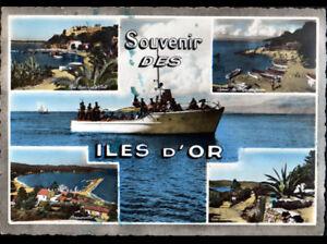 ILES-D-039-OR-83-BATEAU-NAVETTE-pour-ILE-du-LEVANT-PORT-CROS-PORQUEROLLES