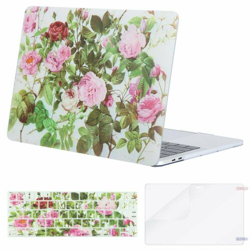 2017 2018 Pattern Protect Cover Case for Macbook Pro 13 Inch A1706 A1708 A1989