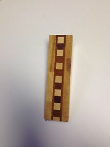 Wooden Door Stop Wedge Made Of Maple Mahogany Ash Felt On Bottom ...