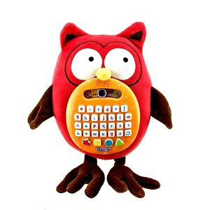 ELC-Alphabet-Learning-Owl-Early-Learning-Centre-ABC-Melodies-Games-Toys-V-RARE
