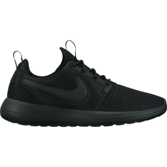 Buy Nike Roshe Two Womens Shoes Black black 844931-010 9.5 online  d7e4726a971c
