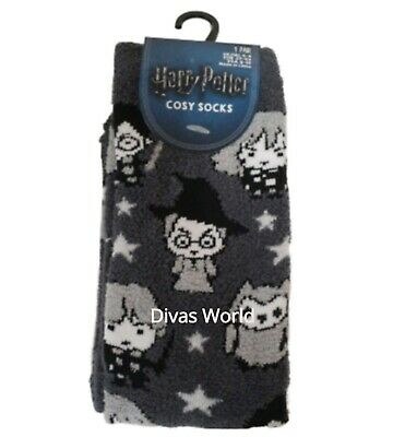 NEW Primark HARRY POTTER Socks 3 PAIRS WITH TAG Uk 4-8 Hogwarts Houses