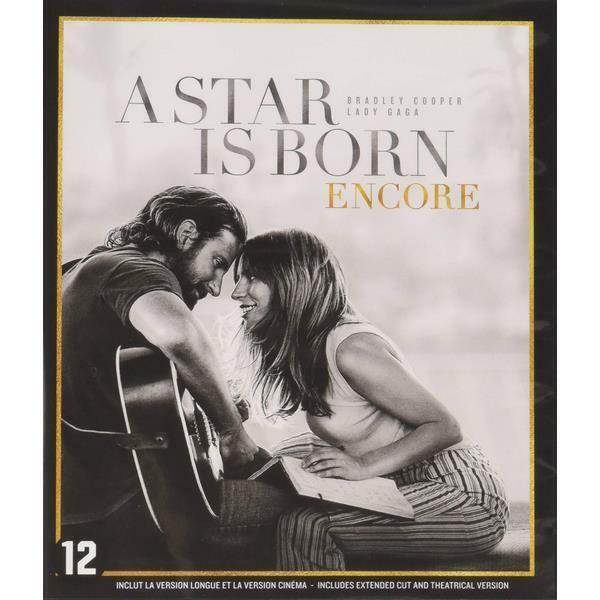 Blu-ray Neuf - A Star is Born