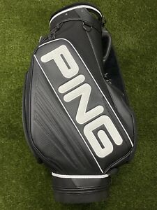 Ping-Tour-Staff-Golf-Bag-Black-White-BRAND-NEW