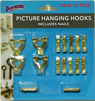 Picture Hanging Kit Nails Hooks Hardware Photo Frames Pictures Free Shipping