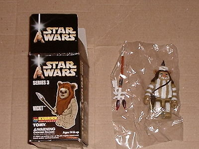 Star Wars Kubrick Series 3 Secret chase Logray Collection  Action Figure