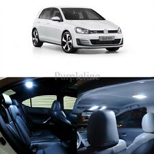 13 x Ultra White LED Interior Light For 2010 - 2013 Volkswagen VW Golf GTi Mk6