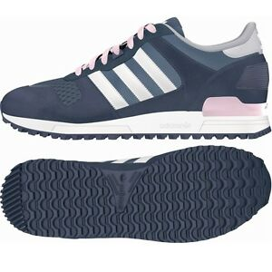 clearance sale shop best sellers exclusive shoes Details zu adidas Originals ZX 700 W Damen Sneaker blau/weiß/pink [S78940]