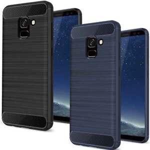 Custodia-cover-TPU-Rugged-Armor-Carbon-Design-per-Samsung-Galaxy-A7-2018-A730F