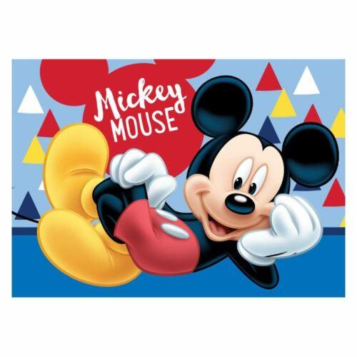 MICKEY MOUSE FLOOR MAT SOFT MEMORY FOAM KIDS DISNEY 40cm x 60cm