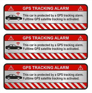 3er-Set-GPS-Auto-Alu-Schliff-Aufkleber-Folie-Diebstahlschutz-Alarm-Tracker-R054