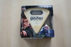 World of Harry potter trivial pursuit Byte Sized 2014 Game unused box Opened