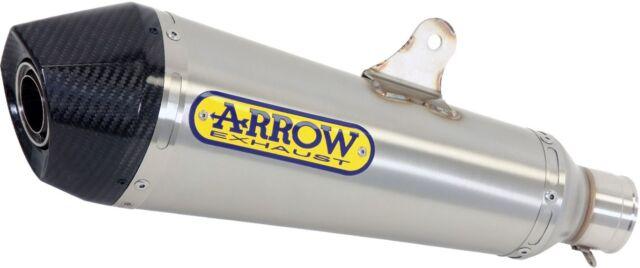 71859XKI - Auspufftopf Arrow X-Kone Nichrom Honda CB 500 X (17)