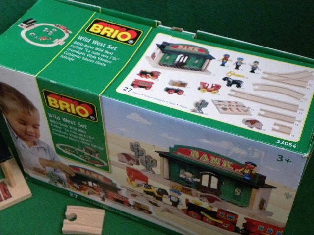 Brio - bahn starter - set 25 teil accessoire fr holz - eisenbahnstrecke spielzeug 33773