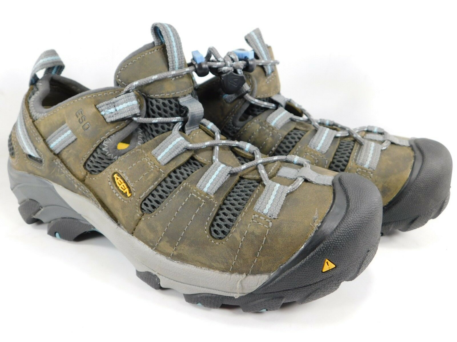 Keen Atlanta Cool ESD Size 8.5 M (B) EU 39 Women's Steel Toe Work shoes 1007017