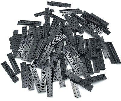Lego Viele Of100,2 X 10 Schwarz Teller Bauklötze Stücke Teile Lego Bau- & Konstruktionsspielzeug Baukästen & Konstruktion
