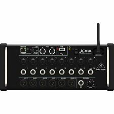 Behringer X Air XR16 16-Input Digital Live Sound MIDI Android iOS Tablet Mixer