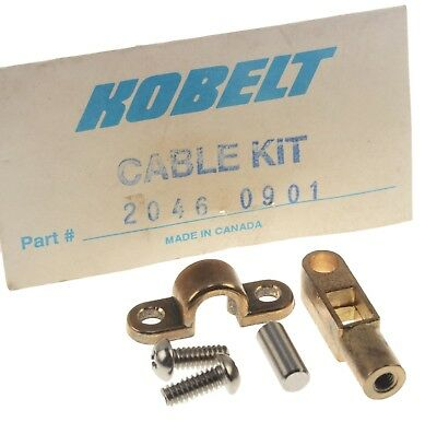 Kobelt 2046-0902 Connnector KIT Head for Control Cable 43C 40 Series Cable