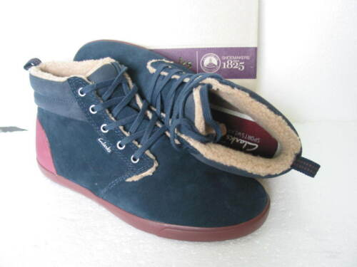 Size Torbay New Clarks 6 Soft 9 7 5 amp; Hi Suede Top Boots Artic 585w6qxdr