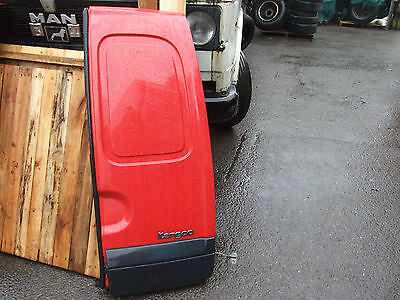RENAULT KANGOO MK2 2002-2008  REAR DOOR O/S RIGHT DRIVER SIDE COMPLETE