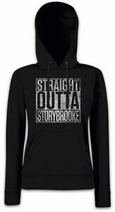 Damen Il droit Storybrooke Kapuzenpullover Hoodie Tout x6EAw8YB