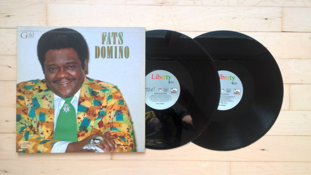 LP, Fats Domino, Fats Domino Gold Collection, Blues, Label:…