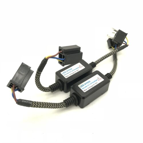 Micro H4 V12 CSP LED Headlight Bulbs Kit 8000lm For Toyota Starlet 85-99