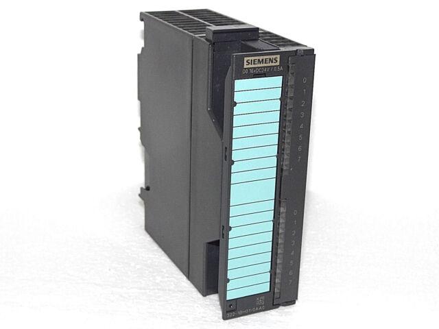 Siemens Simatic S7 6ES7322-1BH01-0AA0 SM322 Do 16xDC 24V/0,5A Top.