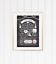 PERSONALISED-PETER-RABBIT-First-1st-Birthday-chalkboard-keepsake-PRINT-A4-A3 thumbnail 1