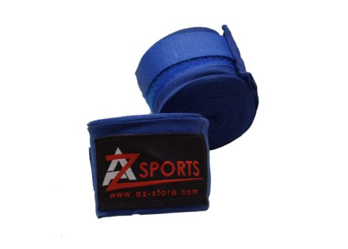 AZ New 4 and 4.5 meter Hand Wraps MMA Boxing Inner Gloves Wrist Protection 1528