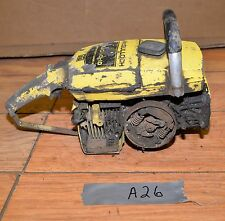 McCulloch Mac 10-10 lightweight collectible chainsaw vintage parts or repair saw