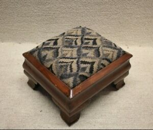 Small-Upholstered-American-Empire-Footstool