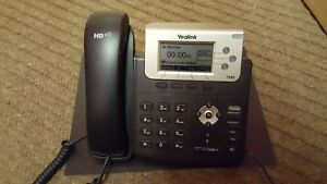 yealink ip phone SIP23G black headset compatible voip internet telephone a - Holmfirth, United Kingdom - yealink ip phone SIP23G black headset compatible voip internet telephone a - Holmfirth, United Kingdom