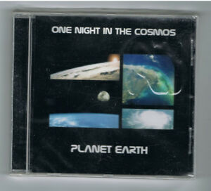ONE-NIGHT-IN-THE-COSMOS-PLANET-EARTH-6-TITRES-2009-NEUF-NEW