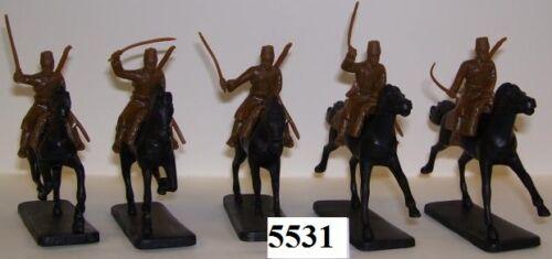 ARMIES IN PLASTIC 5531-monté russe cosaques 1904 figures//Wargaming Kit
