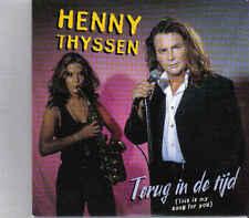 Henny Thyssen-Terug In De Tijd cd single
