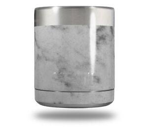 da953dfb958 Skin for Lowball Marble Granite 07 White Gray YETI NOT INCLUDED | eBay